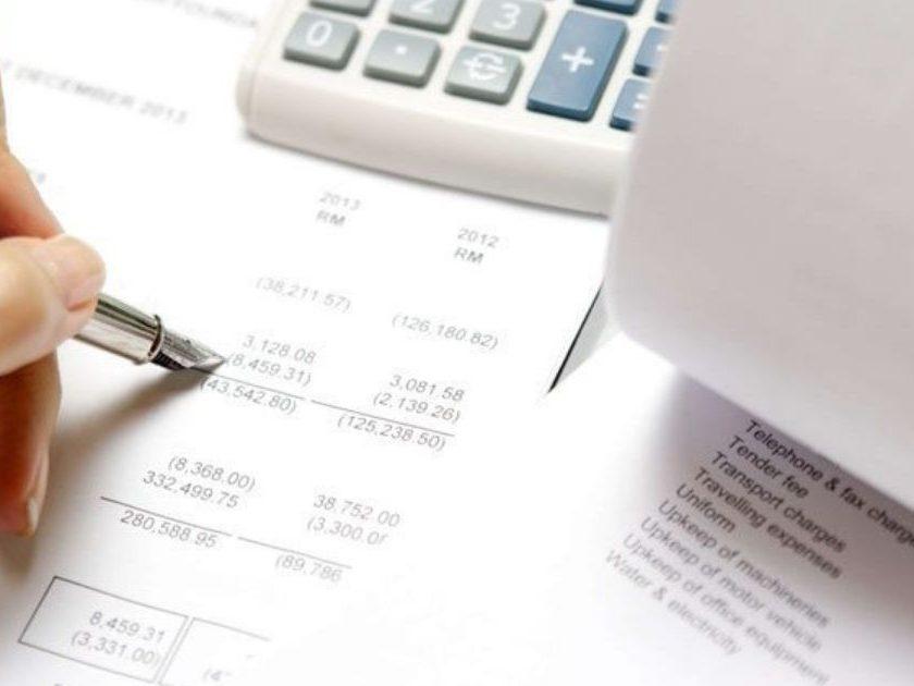 Business Tax Paperwork & Calculator