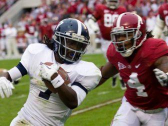 Georgia State vs Alabama football