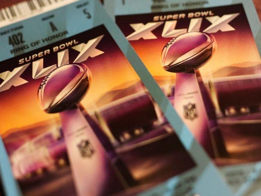 Pair of Super Bowl XLIX Tickets