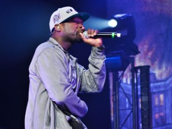 50 Cent in concert