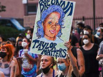 Breonna Taylor - Black Lives Matter Protest