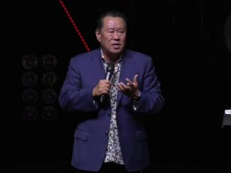 "Ché Ahn, senior pastor of Harvest Rock Church in Pasadena, California, called Democratic Gov. Gavin Newsom's designation of churches in the state as ""nonessential"" blasphemous."