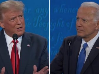 President Donald Trump and former Vice President Joe Biden offered competing visions for the country in closing argument Op-Eds published Friday by Fox News.