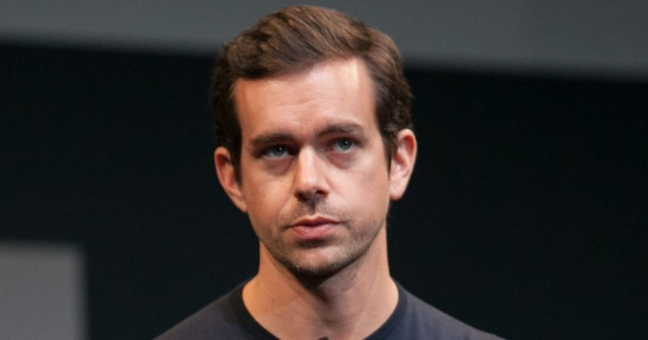 Close-up of Jack Dorsey