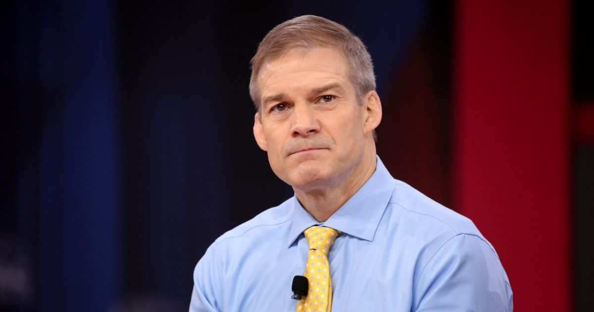 Jim Jordan Claims His Staff Has Confirmed Biden Emails Are Authentic