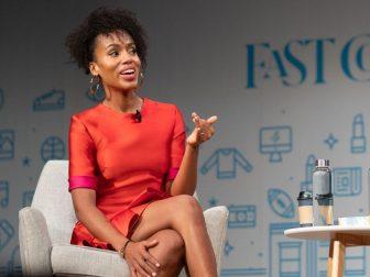Kerry Washington at the Fast Company Innovation Festival