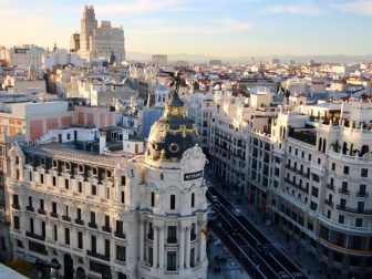 Edificio Metropoli, Madrid, Spain