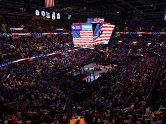 NBA Finals National Anthem