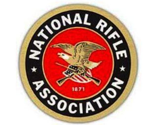 National Rifle Association round logo