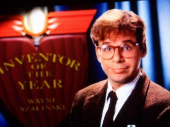 Rick Moranis in Honey, I Shrunk the Audience