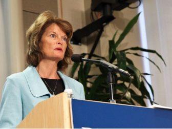 Senator Lisa Murkowski (R-Alaska)