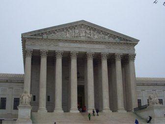 Washington D.C. Supreme Court Building