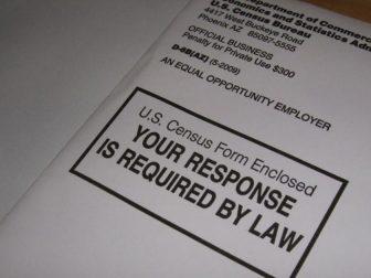U.S. Census Form