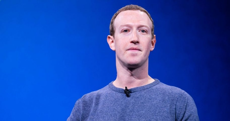 Facebook CEO Mark Zuckerberg announces the plan to make Facebook more private at Facebook's Developer Conference on April 30, 2019.