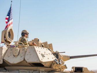 30th Armored Brigade Combat Team Eastern Syria