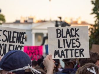 Black Lives Matter Protest in DC, 5/31/2020