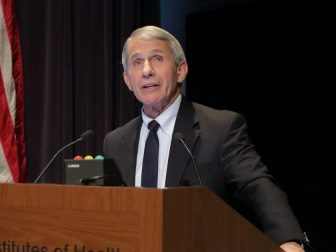 Anthony S. Fauci, M.D., Director, National Institute of Allergy and Infectious Diseases (NIAID), National Institutes of Health (NIH). Credit: NIH