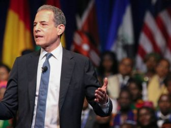 Richard Stengel, Under Secretary for Public Diplomacy and Public Affairs, addresses Mandela Washington Fellows at the YALI Presidential Summit, August 3, 2016. State Department photo by Tim Brown.