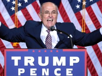 Trump lawyer Rudy Giuliani
