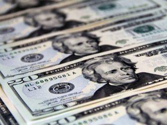 20 Us Dollar Bills