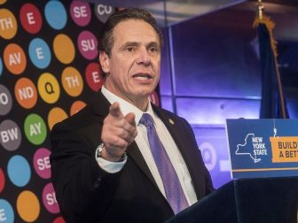 The inaugural ride of the Second Avenue Subway was led by Governor Andrew M. Cuomo on December 31, 2016.