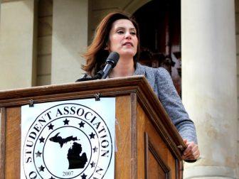 Senator Gretchen Whitmer