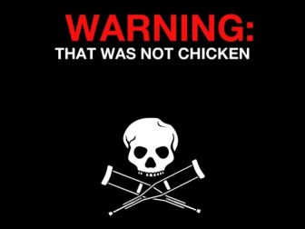Jackass Warning