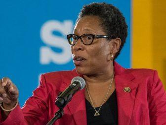 Rep Marcia Fudge 02 - Akron Ohio - 2016-10-03