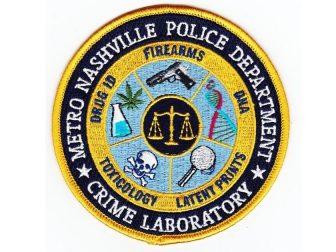 TN - Metro Nashville Police Department Crime Laboratory