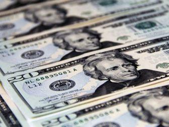 US $20 Bills