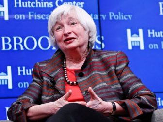 Dr. Janet L. Yellen, Former Federal Reserve Chair