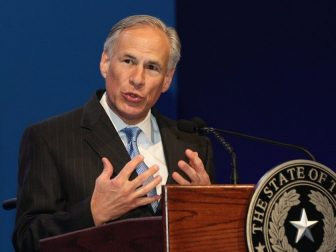 Greg Abbott, Governor of Texas
