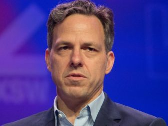 Jake Tapper From the conversation Unprecedented: The Election That Changed Everything