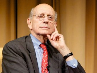 Conversations on the Constitution with Supreme Court Justice Stephen Breyer; Justice Stephen Breyer, Supreme Court Associate Justice