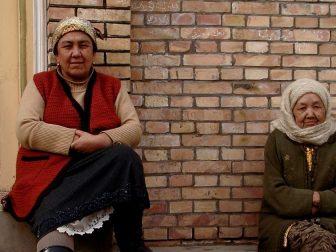 Two Uighur Women