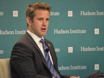 Representative Adam Kinzinger of Illinois