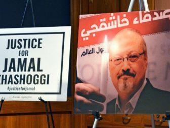 Justice for Jamal Khashoggi