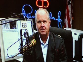The late great Rush Limbaugh