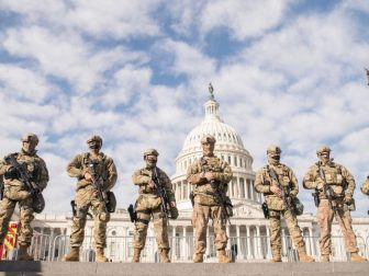 The National Guard in D.C.