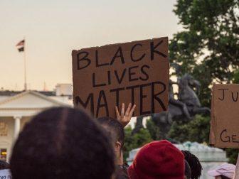 Black Lives Matter Protest in DC, 5/31/2020.