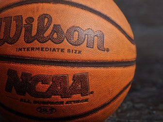 Wilson intermediate size basketball