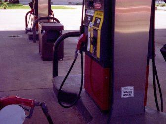 Gas Pumper
