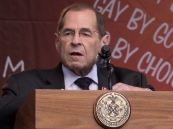 Rep Jerry Nadler (D-NY) at Stonewall 50 Commemoration