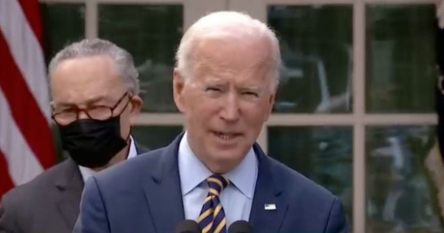 President Joe Biden is promising the most significant expansion of the welfare state since Lyndon Johnson's Great Society of the 1960s, as he reportedly eyes the largest tax increases since the early '90s.