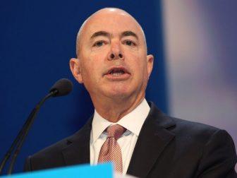 Alejandro Mayorkas Deputy Secretary of Homeland Security, USA