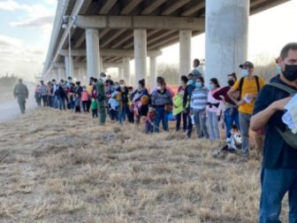 The Biden administration, reportedly, is planning to turn migrant family detention facilities in South Texas into rapid processing centers used to quickly screen and release those making asylum claims into the U.S. within 72 hours.