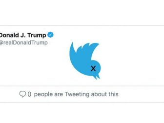 Trump Suspended for Life on Twitter