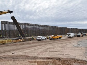 Tucson Border Wall System Project 63 Miles