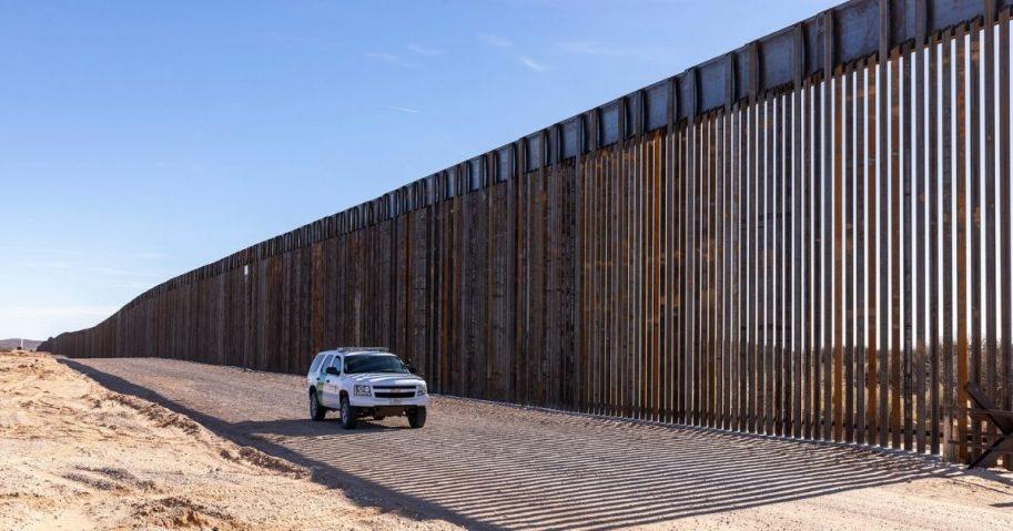 El Paso (Santa Teresa) Border Wall System 20 Mile Project
