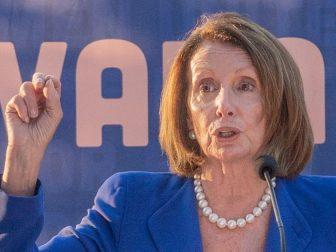 Nancy speaks